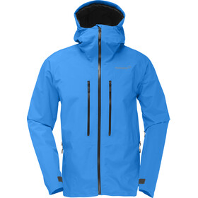 Norrøna Trollveggen Gore-Tex Light Pro Jacket Men signal blue